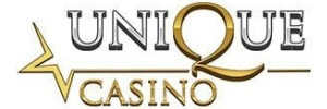 unique casino el logo